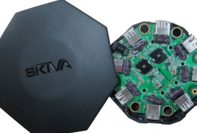 SKIVA OCTOFIRE OFFERS USB CHARGING FOR 8 DEVICES