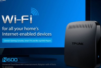 REVIEW: TP-LINK TL-WA890EA ENTERTAINMENT ADAPTER