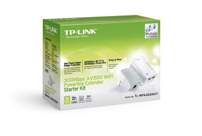 REVIEW: TP-LINK TL-WPA4220KIT POWERLINE RANGE EXTENDER KIT