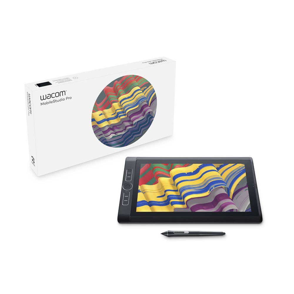 Wacom MobileStudio Pro 13 drawing tablet