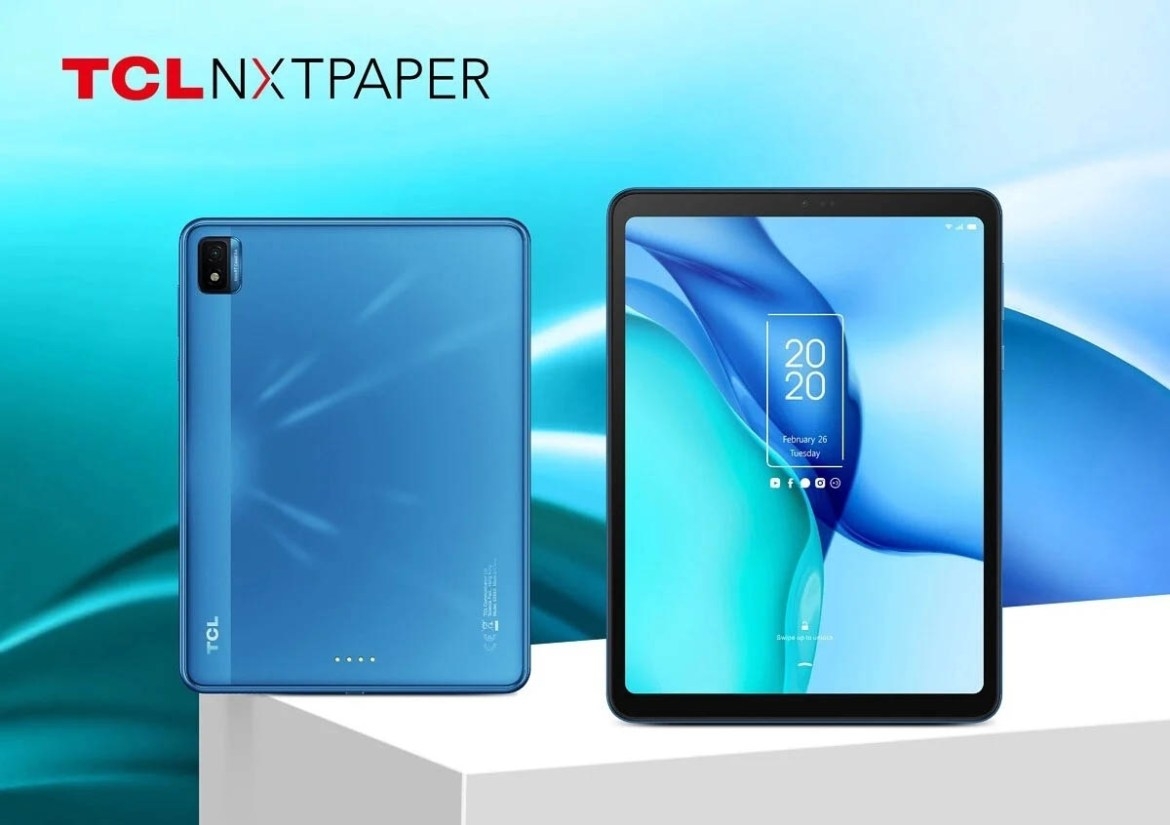 TCL NXTPAPER TCL TAB 10S TCL MOVEAUDIO S600 TWS CES 2021