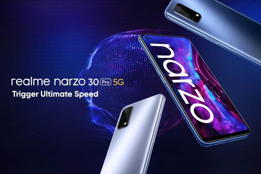 realme narzo 30 pro and 30a launch