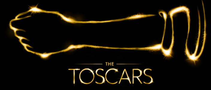 Its Time For The Toscars Golden Fist! http://techmash.co.uk/2018/01/09/toscars-golden-fist/