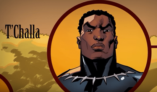 Black Panther's Royal Family Tree! http://techmash.co.uk/2018/02/12/black-panther-family-tree/