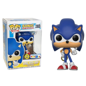 super sonic pop figure
