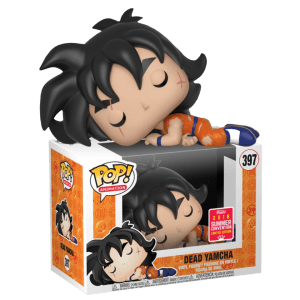dead yamcha pop figure