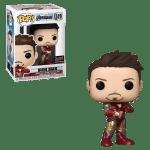 Iron Man pop figure