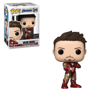 Iron Man pop figure