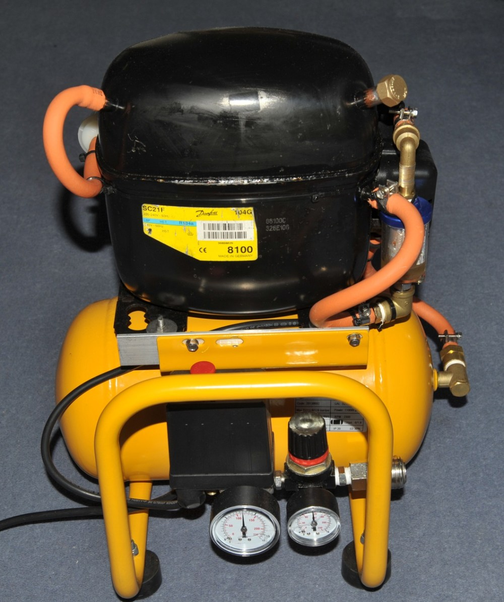 medium resolution of fridge compressor air compressor