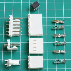 3 Pin Molex Wiring Diagram Club Car Common Wire To Board Connectors And Crimp