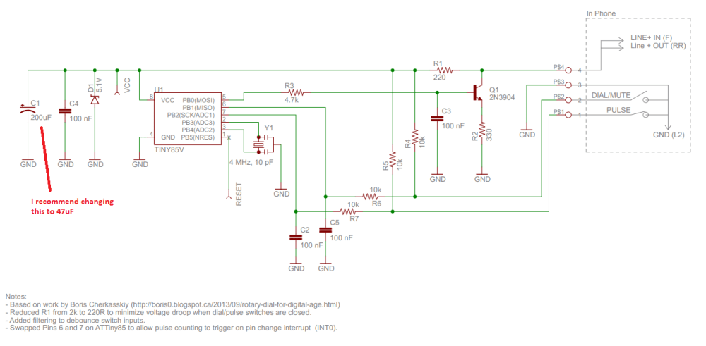medium resolution of building your own pulse to tone converter