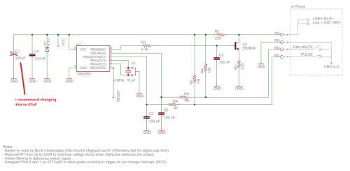 small resolution of building your own pulse to tone converter