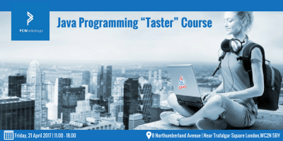 "Java Programming ""Taster"" Course (1)"