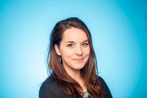 Zuzana Kaniokova, Account Manager, Berlin.