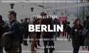 Berlin job fair banners