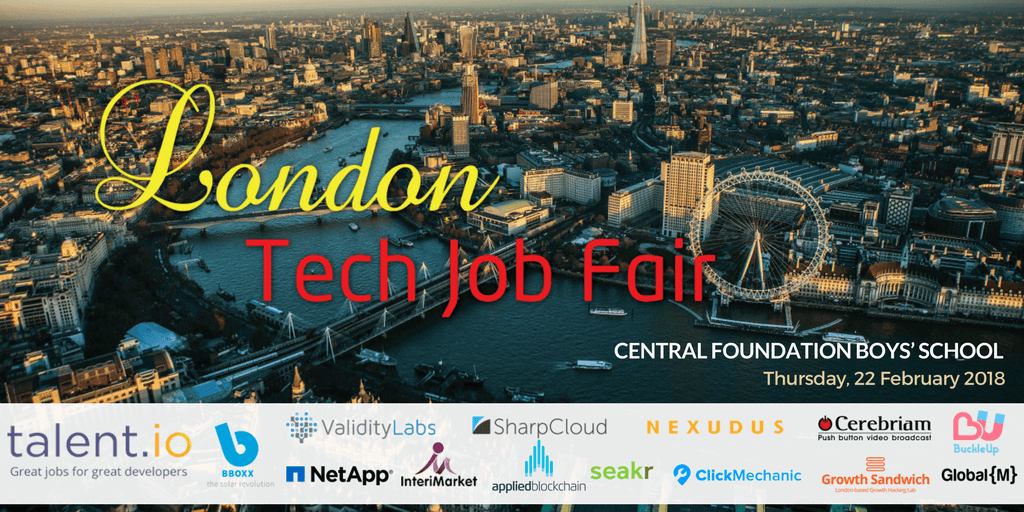 Meet Amazing Companies Joining Us in London