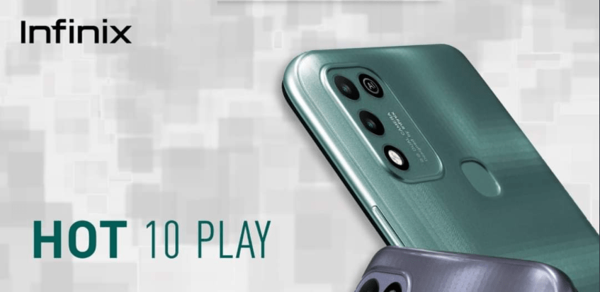 Infinix Hot 10 Play Announced With Helio G25, Big Battery, Big Display