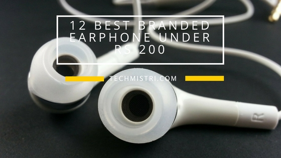 12 best branded earphone under Rs 20
