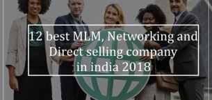 12 best MLM, Networking and Direct Selling company in india 2018