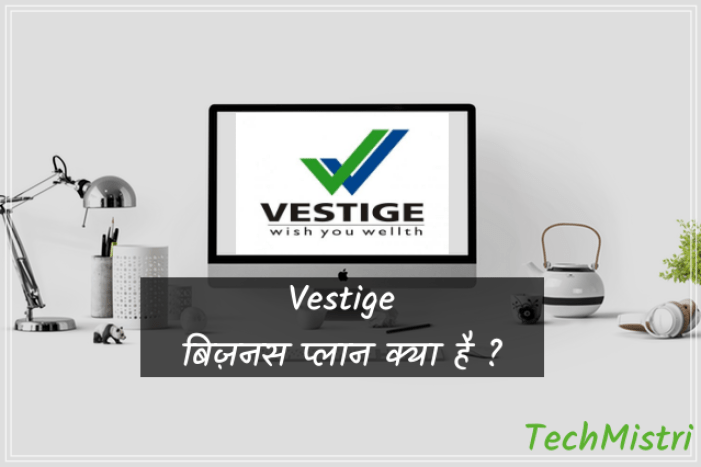 Vestige Business Plan in Hindi