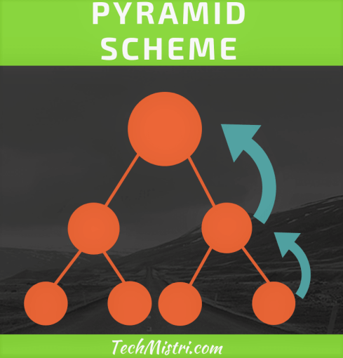pyramid scheme in hindi