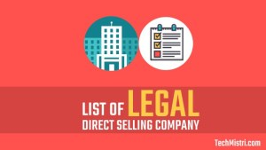 Legal MLM company in india