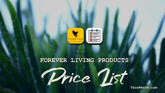Forver-Living-Products-Price-List