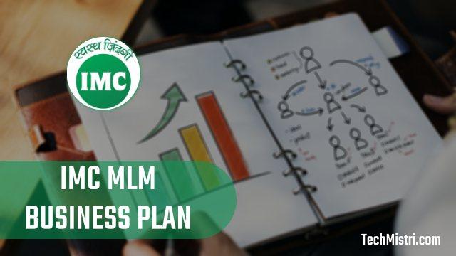 IMC MLM Business Plan in hindi