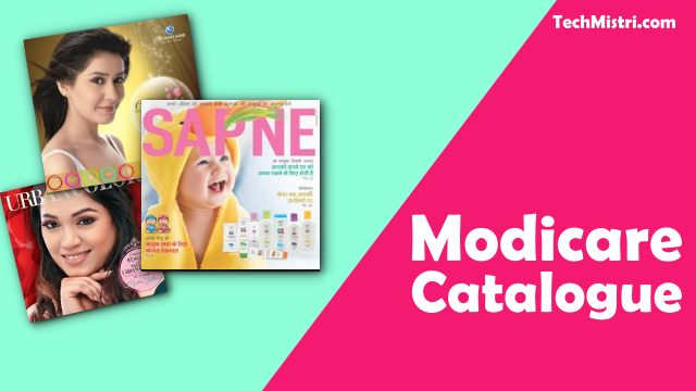 Latest Modicare Catalogue 2019 PDF Download