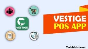 Vestige POS App