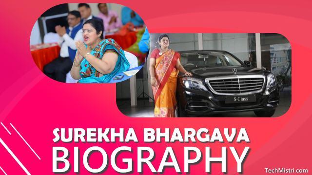 Surekha-Bhargava-Biography