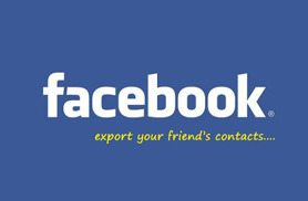 Facebook Contact Export Tutorial