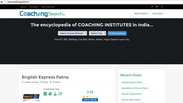 Coaching-Search-Website-Por