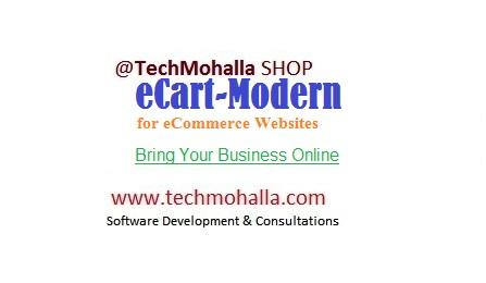 eCartModern-TechMohalla