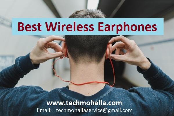 Best Wireless Earphones Trending in 2019