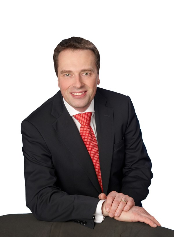 Klaus Seifert, Head of Strategy for Europe and Chief Business Officer for Germany, Austria, and Switzerland (DACH).