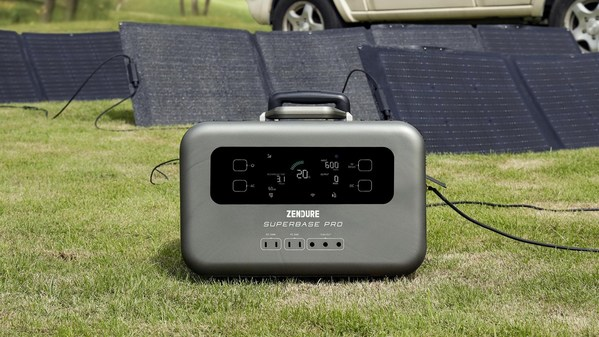 Zendure SuperBase Pro can be charged to 80% in just one hour and features 14 output ports, including six AC outputs (four in the EU version)