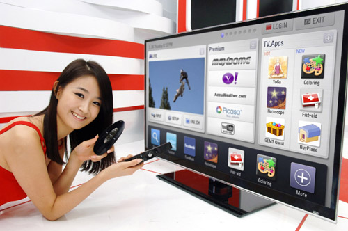 LG Introduces Digital Signage TV In Kenya