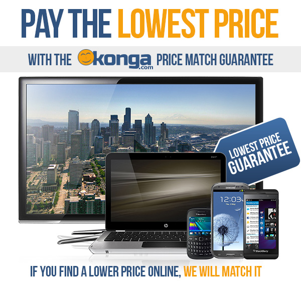 Konga.com Price match guarantee 2