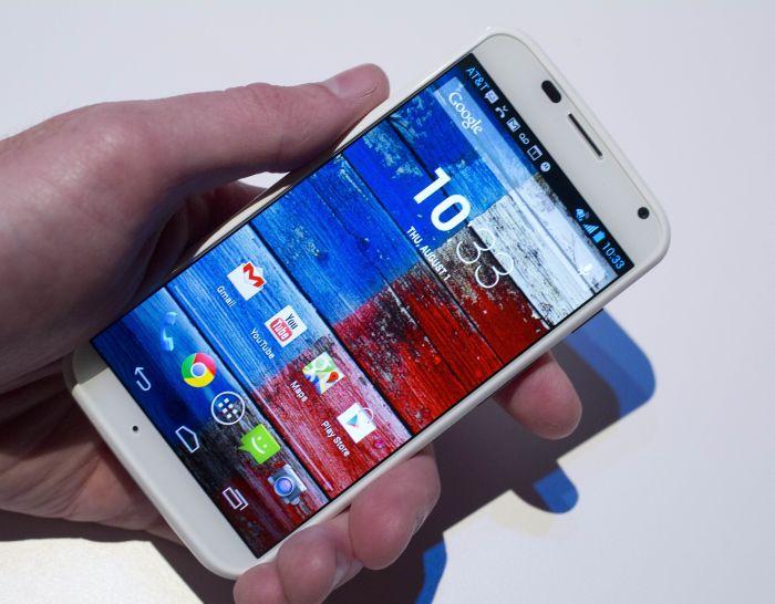Google Motorola Smart Phone
