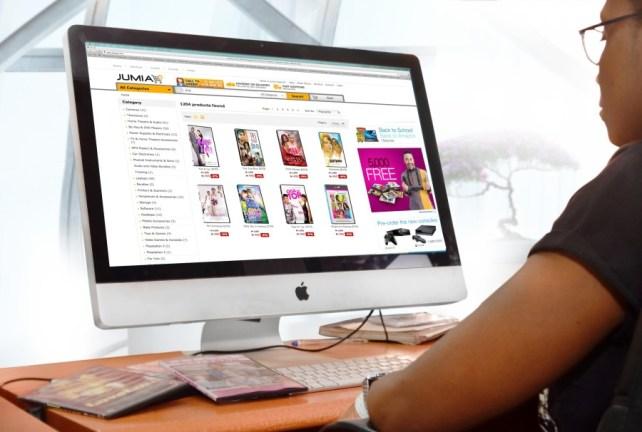 DVD Jumia Design Campaign