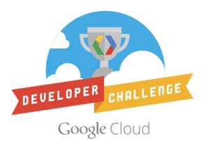 Google Cloud Developer Challenge Logo