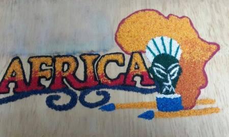 3rd Rice Art challenge