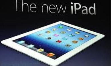 new i pad