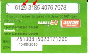 IT Guru Attempts To Crack Secret Safaricom Scratch Card Code