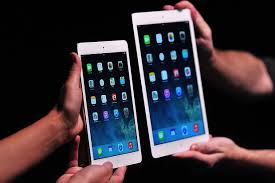 the new iPads