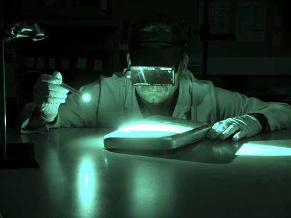 forensics lab