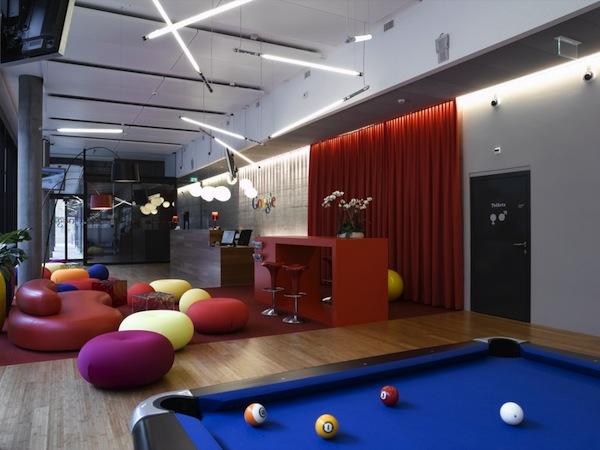 Google EMEA Engineering Hub, in Zürich Image-abduzeedo.com