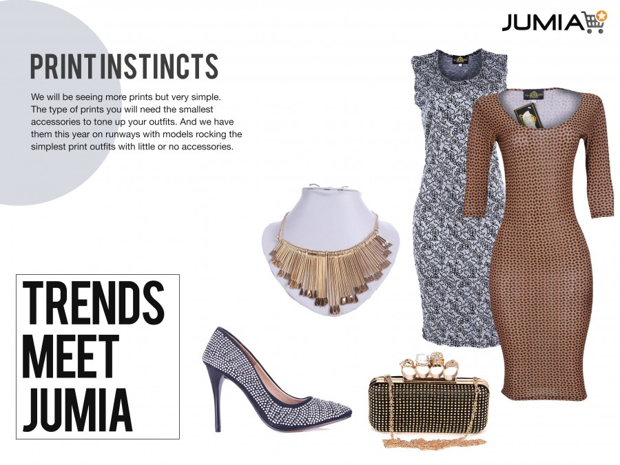 Jumia Trends prints instincts
