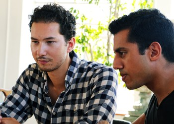 Springlab founders Eugen Petersen (left) and Sheraan Amod (right)